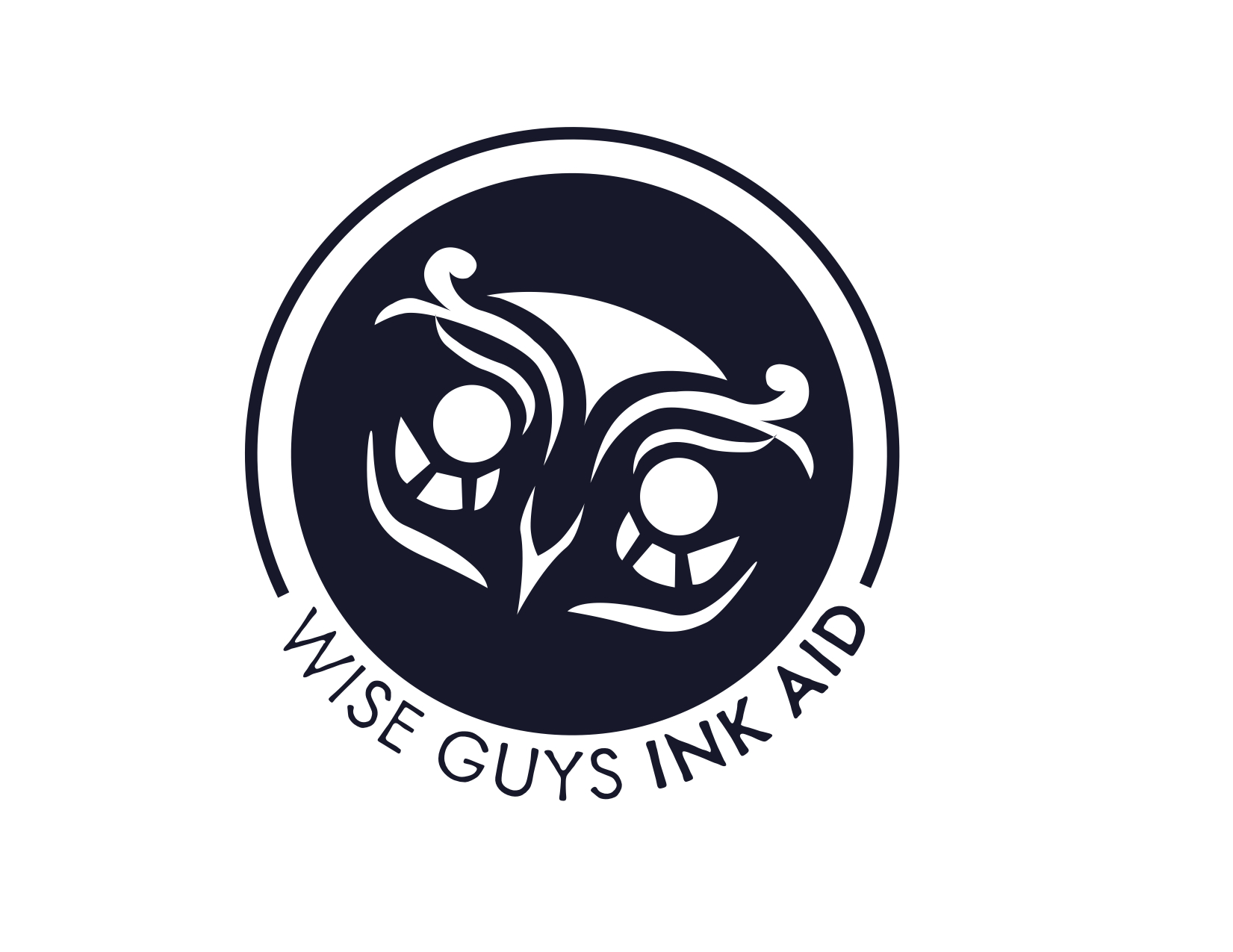 Wise Guys logo