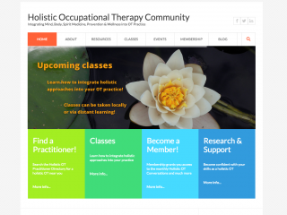 Holistic OT Community Website